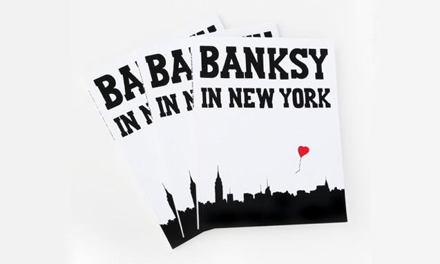 《 Banksy in New York 》 作品集发布