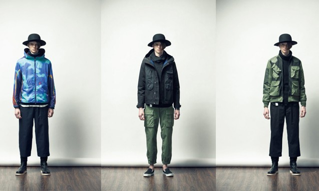 WHIZ LIMITED 2014 年秋冬系列 Lookbook