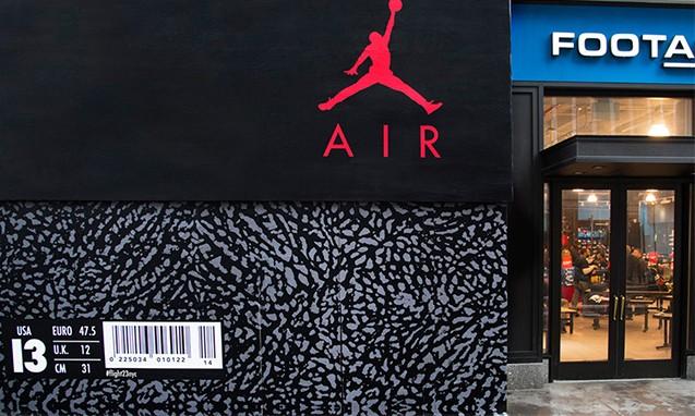 Jordan Brand 将于芝加哥开设第二家 Flight 23 专门店