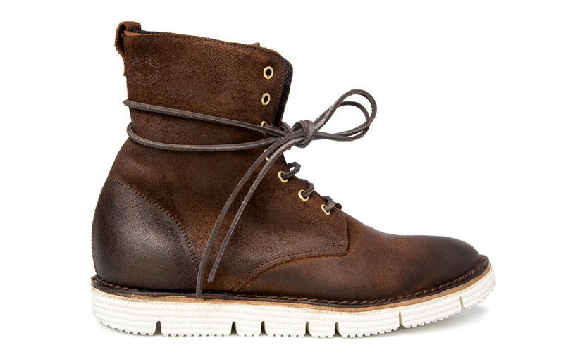 意大利 Buttero 携手 Vibram 发布 2014 秋冬系列鞋款