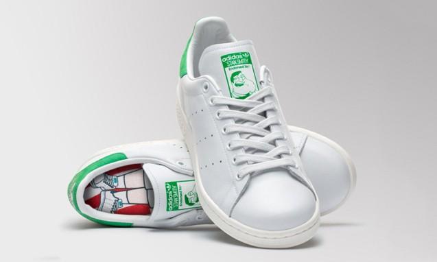 美国老爹 Stan Smith x adidas Originals Stan Smith 鞋款