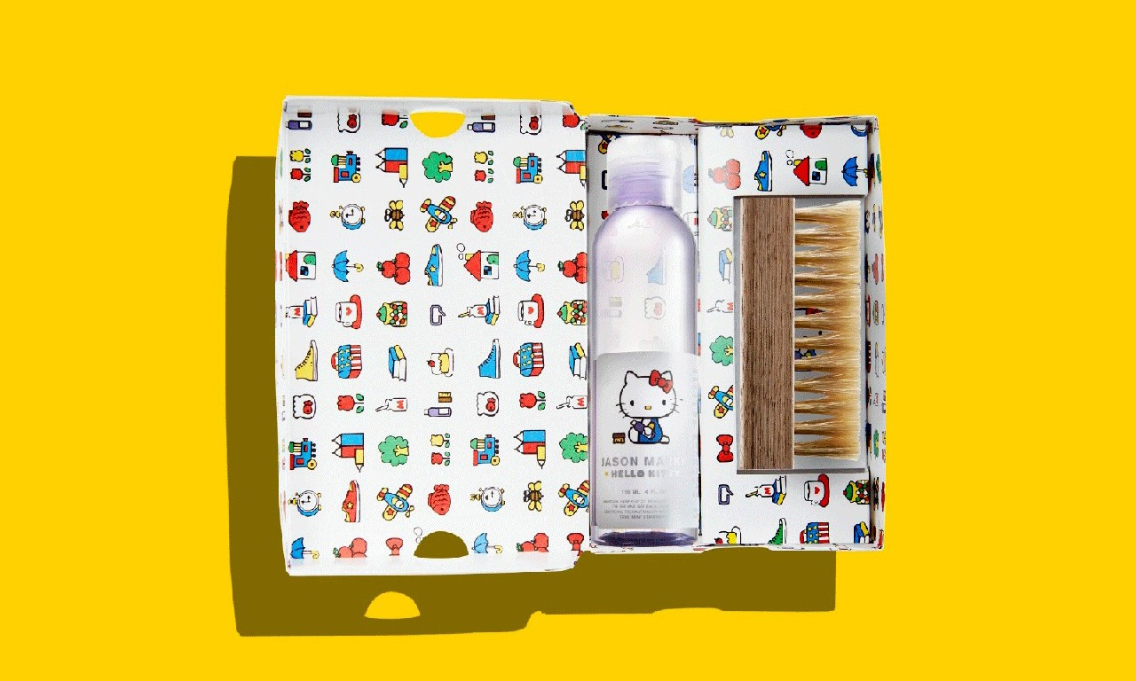 Jason Markk x Hello Kitty 系列限定套装发售