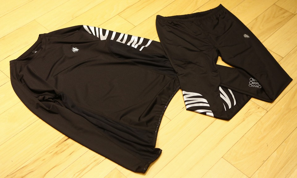 P.A.M 2014 秋冬款弹力打底衫和 Legging 于 Juice 发售