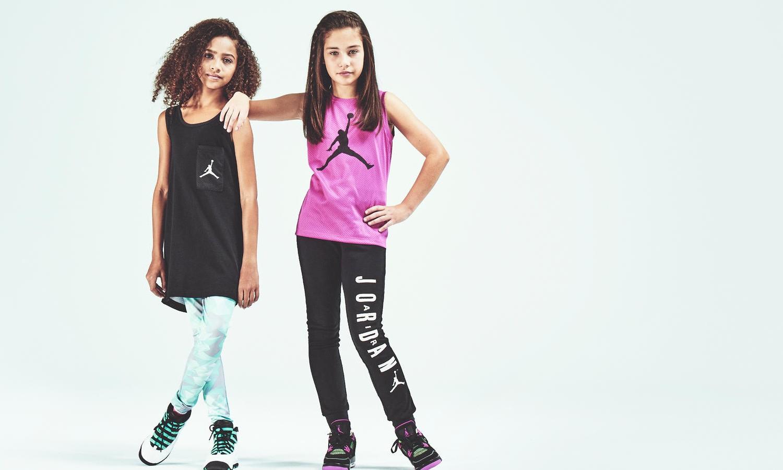 Jordan Brand 将于明年起扩展女童鞋款码数