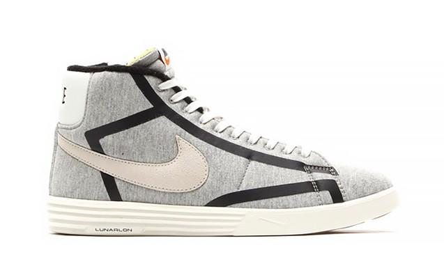 Nike LUNAR BLAZER 2.0 新作登场