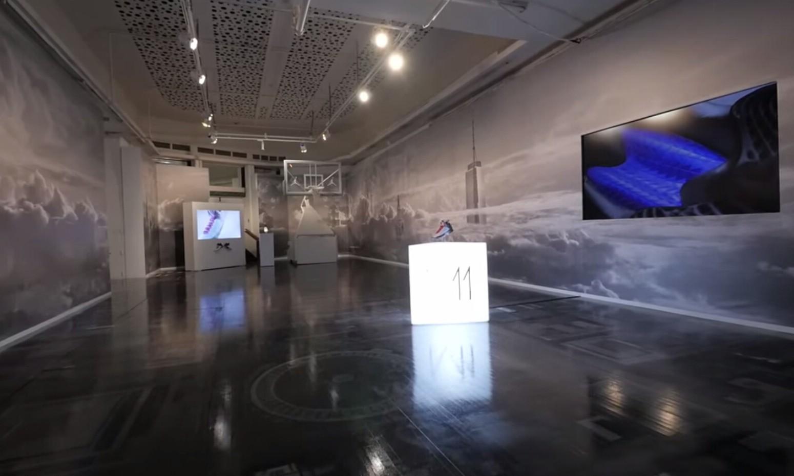 Jordan Brand「Terminal 23」展厅一览