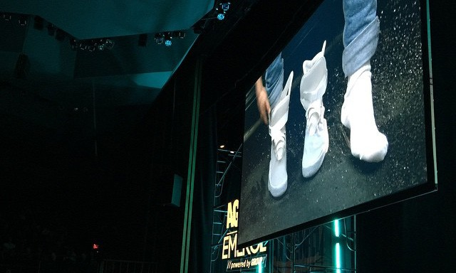 全年最瞩目!Tinker Hatfield 首度确认 Nike Air Mag 2015 版本即将发售