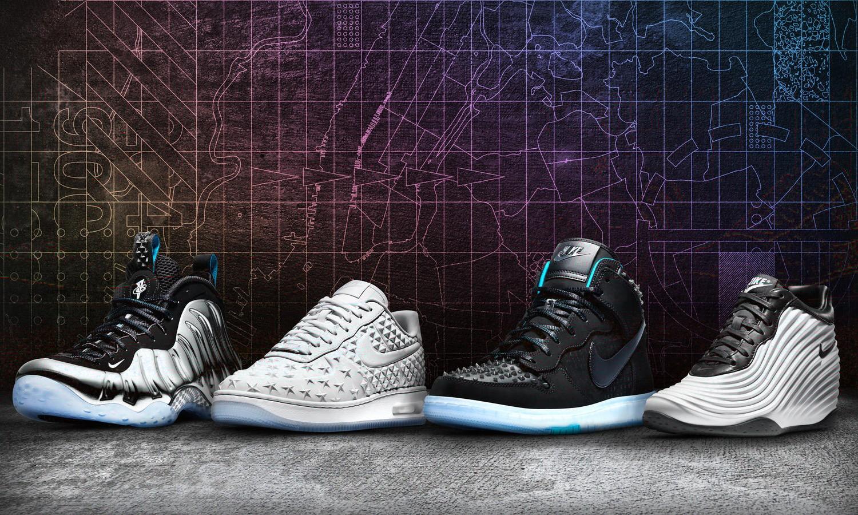 大放异彩,Nike Sportswear 全明星系列释出