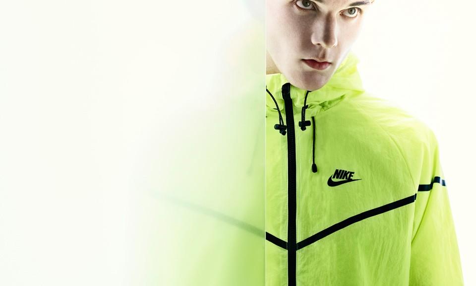 Nike 发布 2015 全新 Tech Pack 系列