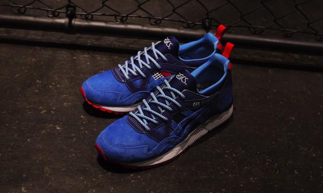 "ASICS Tiger x mita sneakers GEL-LYTE V ""TRICO"" 新作鞋款"