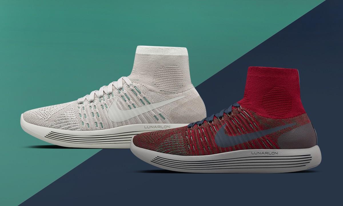 "NikeLab 携手 UNDERCOVER 释出全新 2016 春夏 LunarEpic Flyknit ""GYAKUSOU"