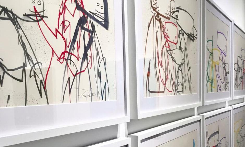 FUTURA 于底特律展开 「NEW HORIZONS」 艺术展览