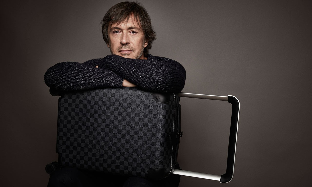 Marc Newson x Louis Vuitton 行李箱系列本月发售