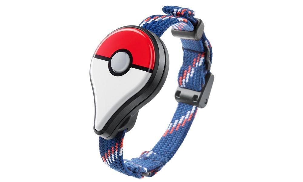 Pokémon Go Plus 手环助你收获更多小精灵