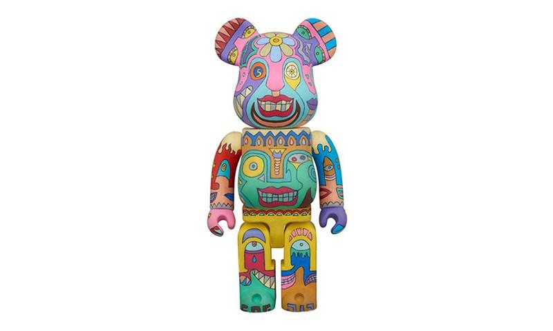 MEDICOM TOY 公布 BE@RBRICK 玩偶设计大赛获奖作品