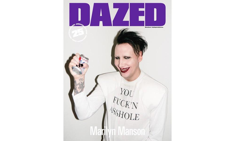 《DAZED》杂志 25 周年,他们找来 8 位巨星助阵