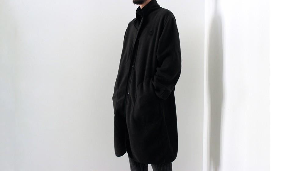 Porter Classic x BLOOM & BRANCH 特别定制款羊毛大衣