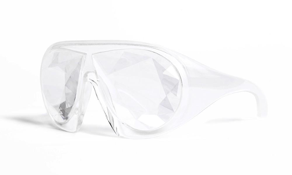 MYKITA x Maison Margiela 推出钻石镜面眼镜