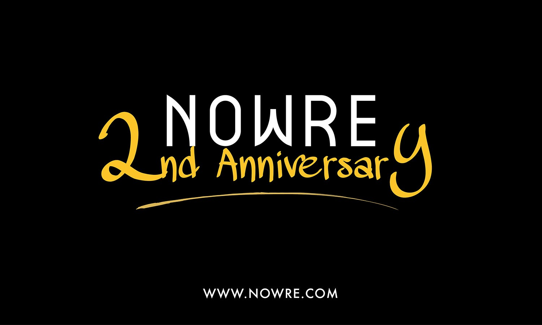 两岁了,感谢你们与 NOWRE 一起成长