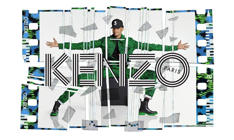 不用熬夜排队,赶紧试试 KENZO x H&M 的发售新玩法