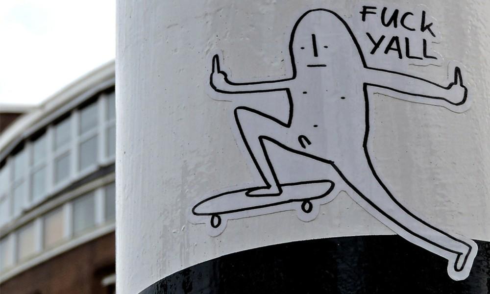 """摇滚和滑板,有必要和 """"潮流"""" 闹个你死我活吗?"""