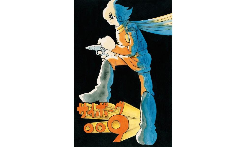 山本耀司与《009 RE:CYBORG》再度展开合作