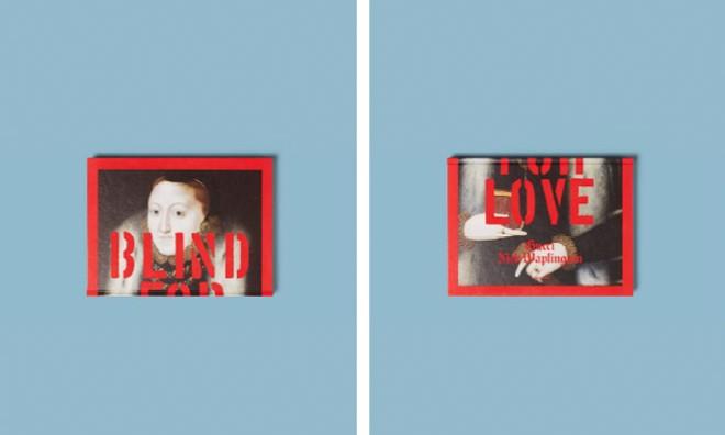 Nick Waplington 摄影集《BLIND FOR LOVE》出版