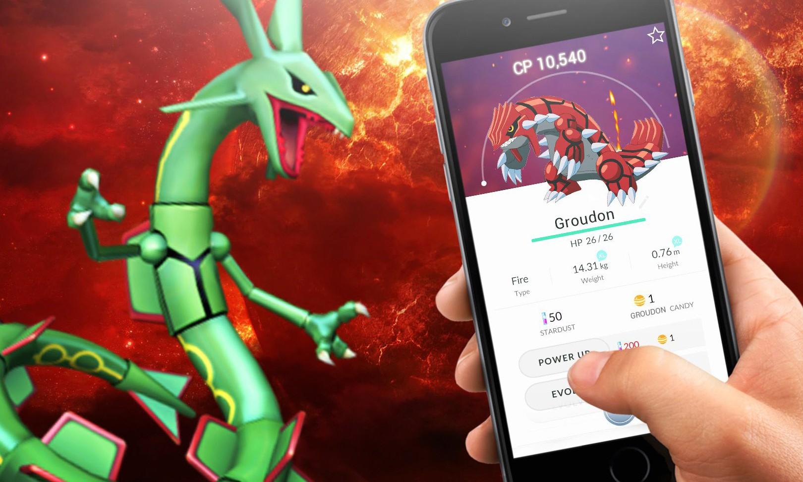 一批新的《Pokémon GO》精灵正在来的路上