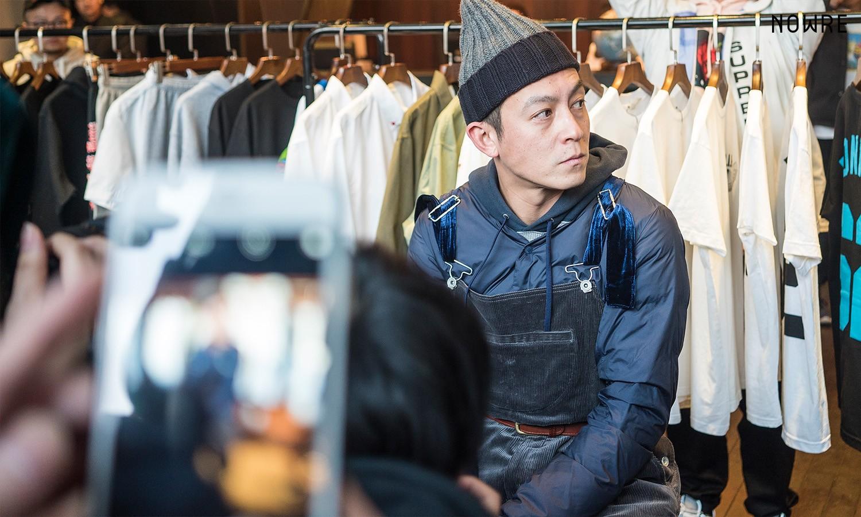 以艺术家的身份办展,陈冠希在北京开了最新的 3125C