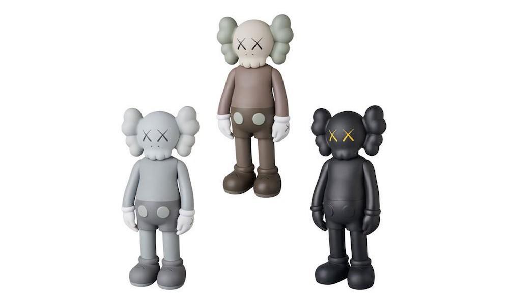 KAWS COMPANION 玩偶将于近期登陆 JUICE 各大店铺
