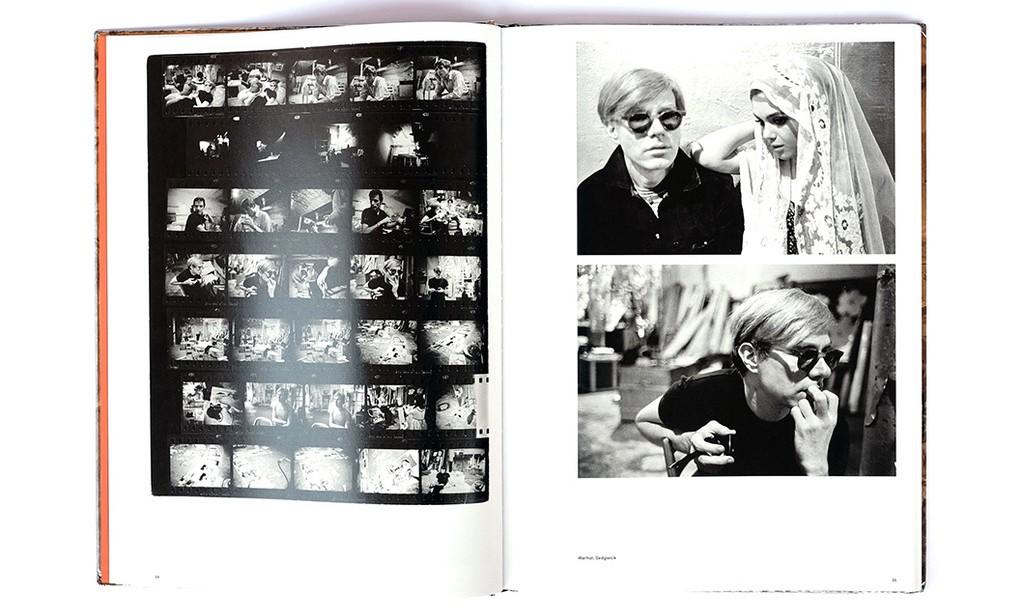 STEPHEN SHORE 拍摄的 ANDY WARHOL 摄影集《FACTORY》出版