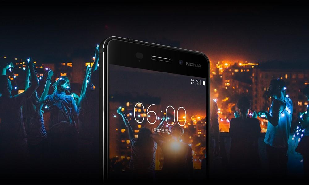 诺基亚首款 Android 智能手机 Nokia 6 面世