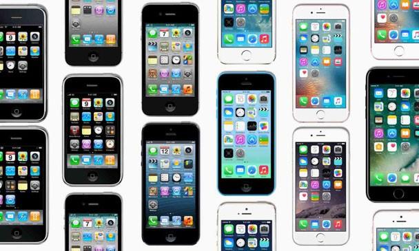 iPhone 面世 10 周年,苹果发文纪念