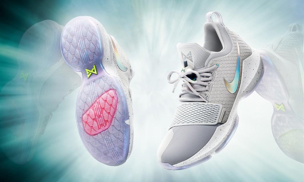 Nike 篮球为保罗·乔治推出首双签名鞋——PG1