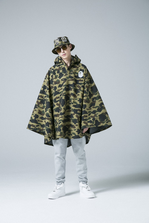 A BATHING APE® 2017 春夏男装系列造型 Lookbook