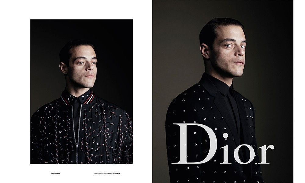 A$AP Rocky 携众星一同出境 Dior Homme 17 春夏广告大片