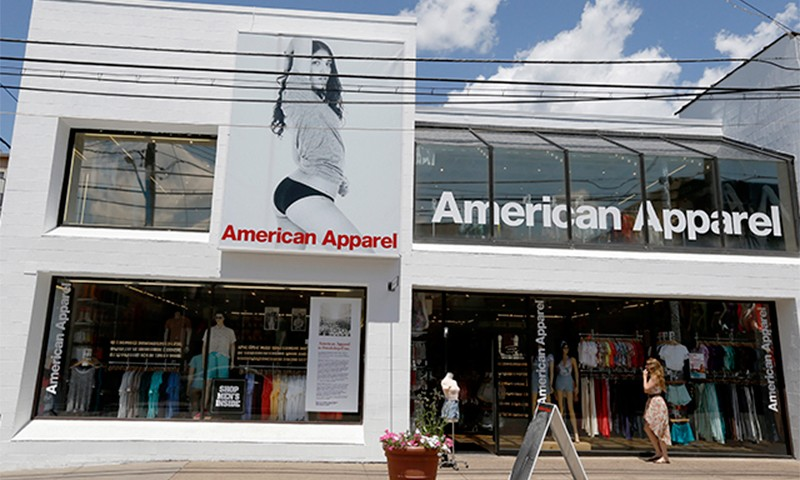 American Apparel 被 Gildan Activewear Inc. 以 8,800 万美元收购