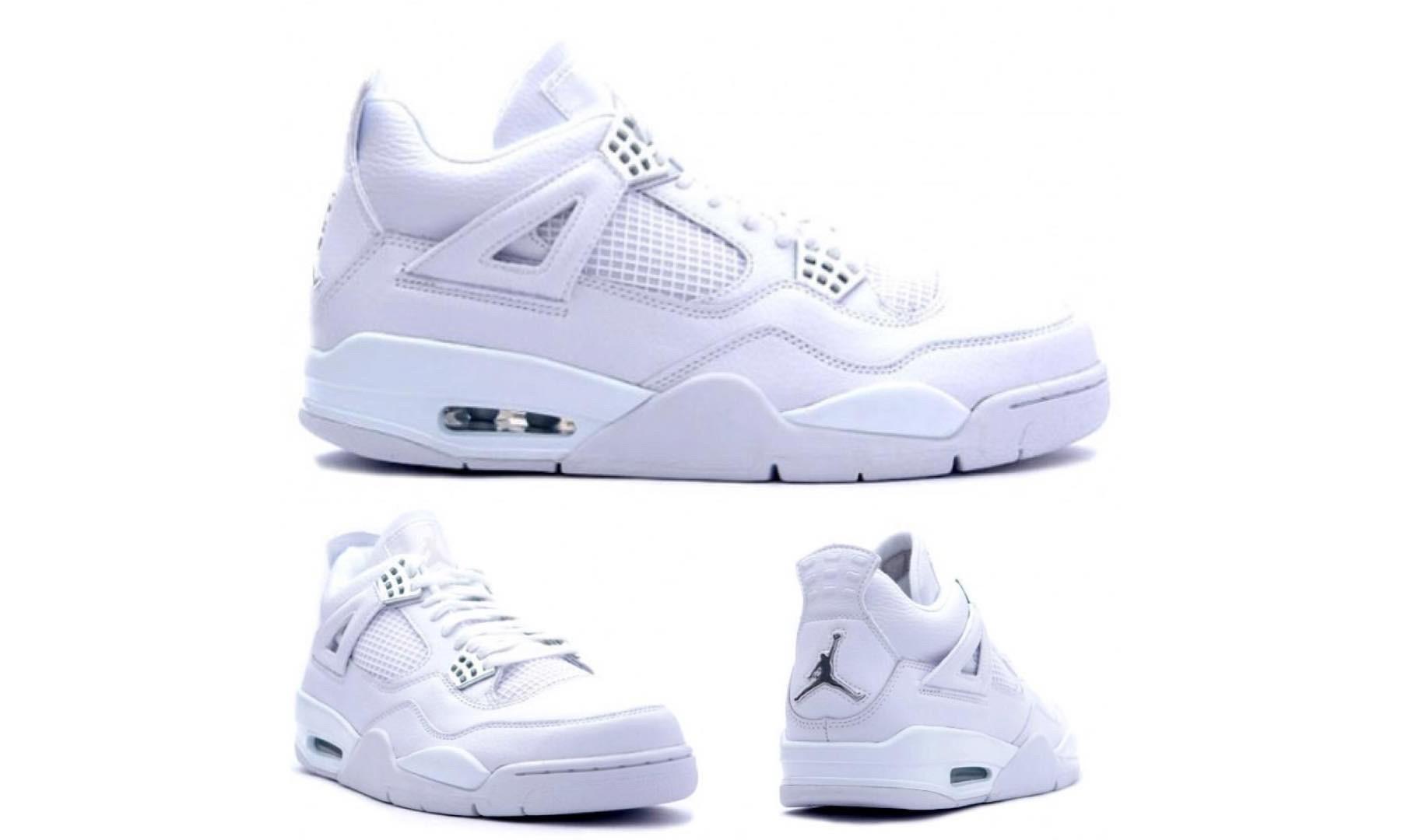 "Air Jordan IV ""Pure Money"" 或将在 3 月迎来复刻发售"