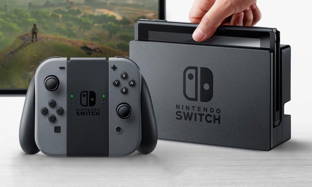Nintendo Switch 本周五已经可以在纽约接受预定了