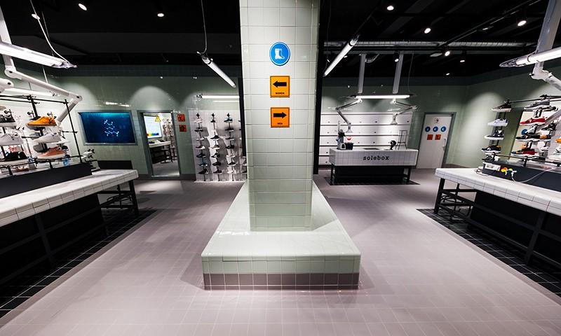 """走进 Solebox 阿姆斯特丹新的 """"化学实验室"""""""