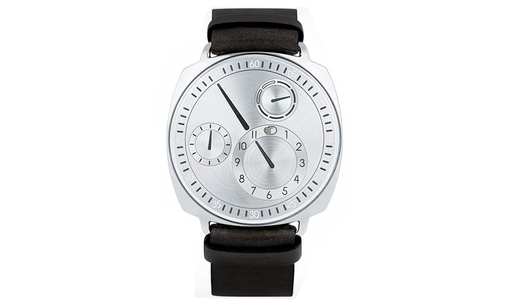 全新制表概念,Ressence Type 1 Squared 腕表