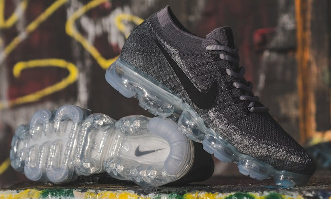 距离发售日期越来越近,Nike Air VaporMax 又曝光出了新配色