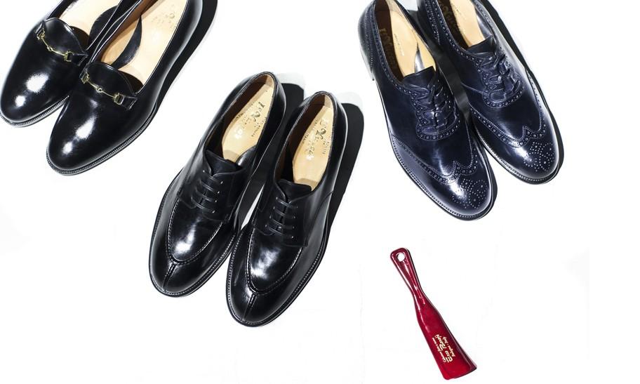 Le Yucca's 优雅绅士鞋款系列