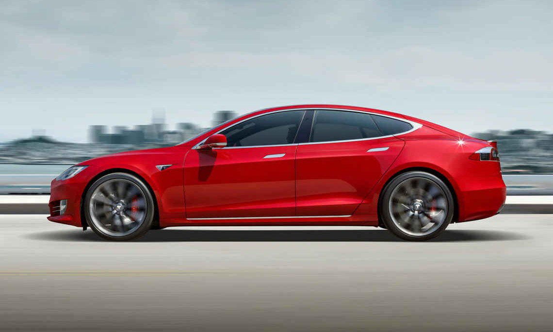 不拼速度主打续航,Tesla 推出新版 Model S 100D