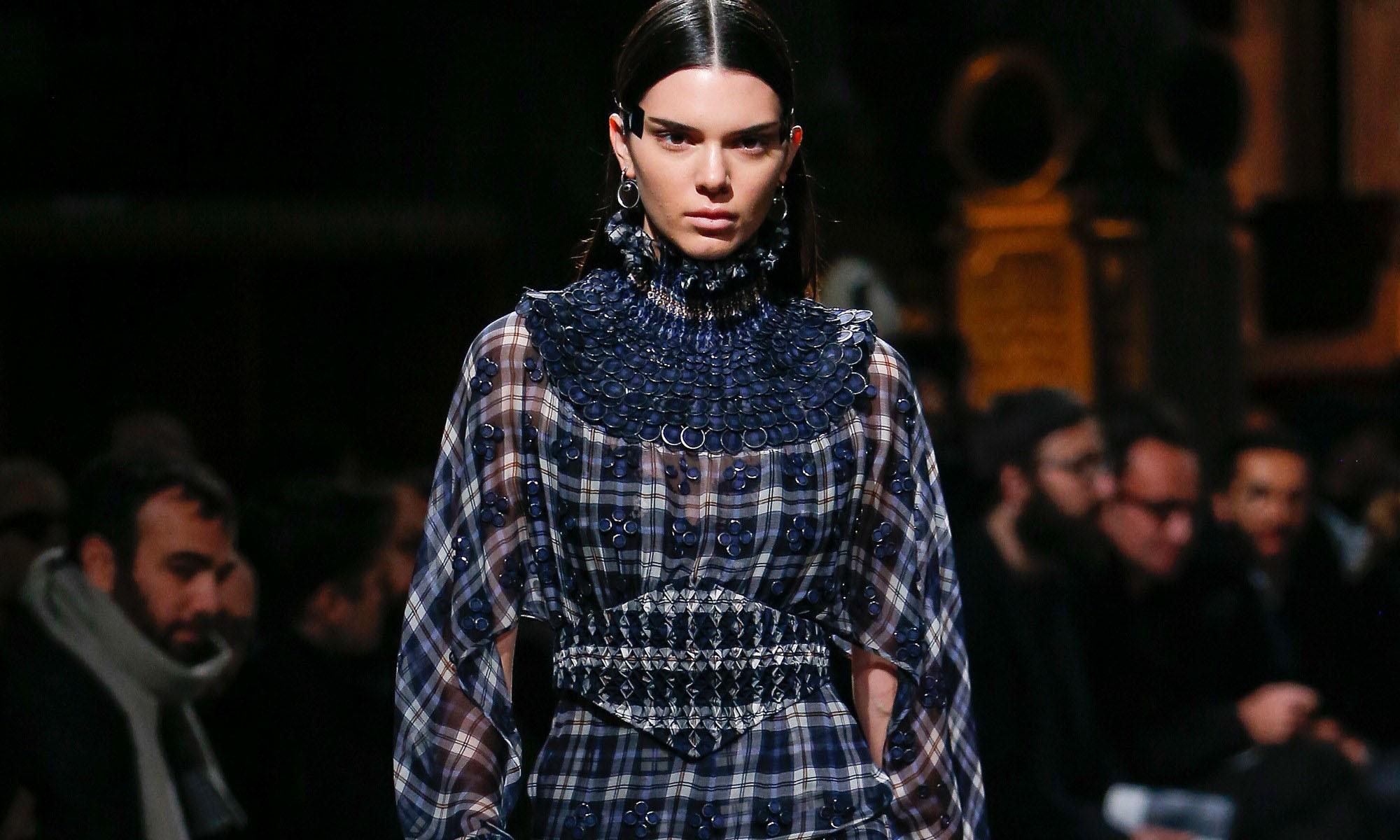 美好的西部世界,Givenchy 2017 秋季系列秀场回顾