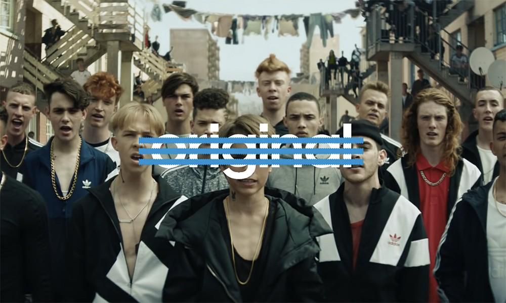 虽然这是 adidas 的宣传片,但感觉自己看的是电影...