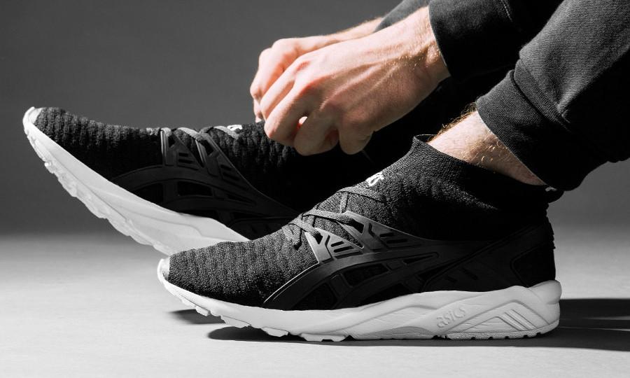 又一中帮袜套鞋款的新选择,ASICS Tiger 推出 Gel-Kayano Trainer Knit MT