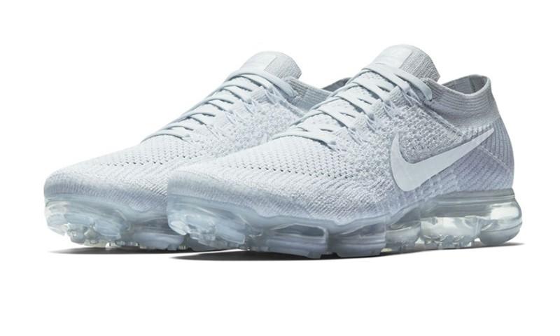 "Nike 推出 Air VaporMax 新款 ""Pure Platinum"" 配色"
