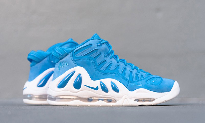 """Nike 将在本周发布 """"北卡蓝"""" 配色的 Air Max Uptempo 97 以及 Air Max2 Uptempo 94"""