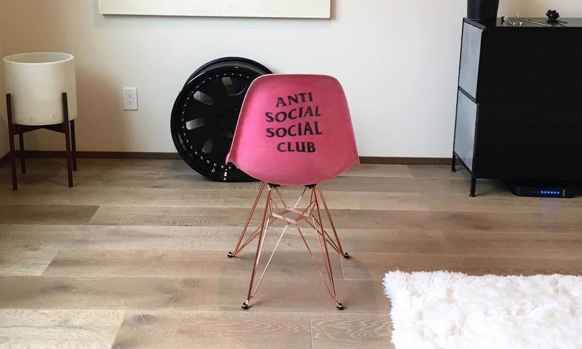 Anti Social Social Club 与 Modernica 公布 Pop-Up 店铺地址